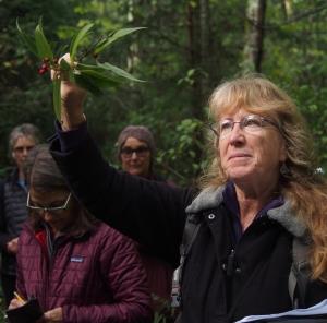 Botanist Kathy